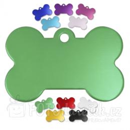 Psí známka zelená
