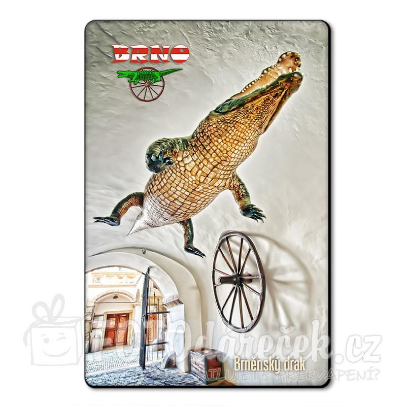 Magnetka Brněnský drak