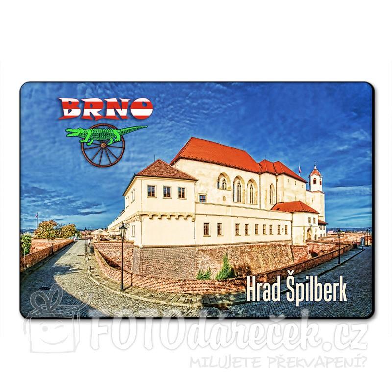 Magnetka hrad Špilberk