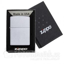 ZIPPO 20051 Satin Chrome benzin